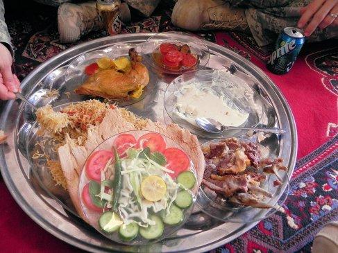 Afghan food ben eats for Afghanistan cuisine food