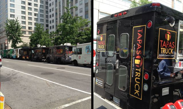 Metro Center Food Trucks